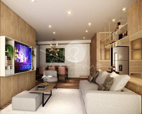 Imagem 1 de 16 de Apartamento Para Venda No Guanabara Em Campinas - Imobiliária Em Campinas - Ap04168 - 69213159
