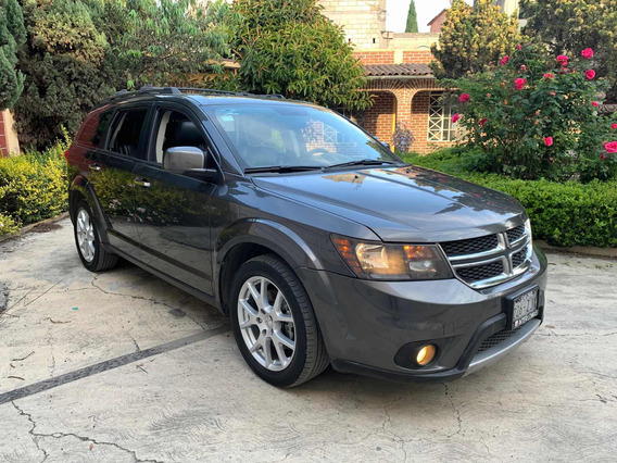 Dodge Journey 3.6 Rt 2014 Nav Dvd Qc Piel Aut Equipada