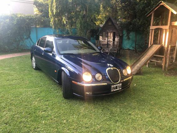 Jaguar S-type 4.2 V8 Se 2003