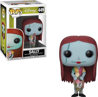 Funko Pop Sally Disney El Extraño Mundo De Jack