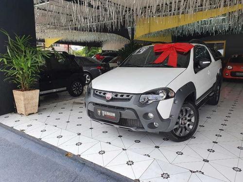 Fiat Strada 1.8 Mpi Adventure Cd 16v Flex 3p Automatiza