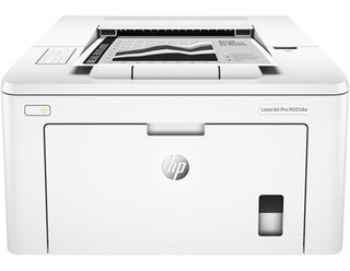 Impresora Hp Laserjet Pro M203dw Monocromatica