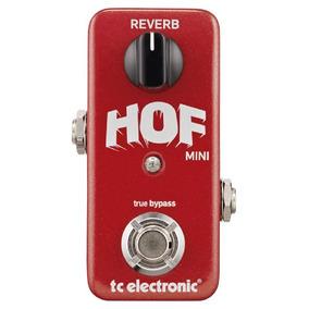 Pedal Hof Mini Reverb - Tc Electronic