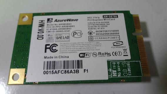 Placa Wireless Netbook Asus Eee Pc 4g Original Em Promoção