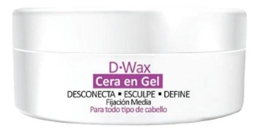 D-wax Cera Mucize Silkey Fijador Capilar Profesional X 65grs