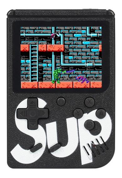 Vídeo Game Portátil Sup Game Boy 400 Jogos Retro Clássico Sega Nes Gba Ligue Tv