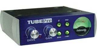 Tube Pre Presonus - Preamplificador Valvular