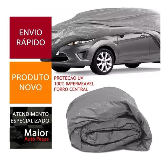 Capa Cobrir Carro Honda Hr-v Proteção Uv Forrada Impermeavel