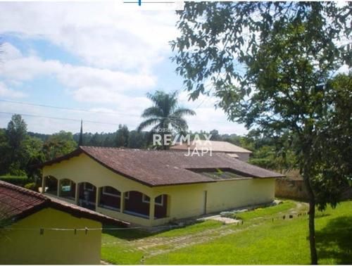 Chácara Com 3 Dormitórios À Venda, 4800 M² Por R$ 2.000.000,00 - Chácara Nova Essen - Campo Limpo Paulista/sp - Ch0136