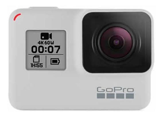 Câmera De Ação Gopro Hero 7 Black Dusk White-edição Limitada