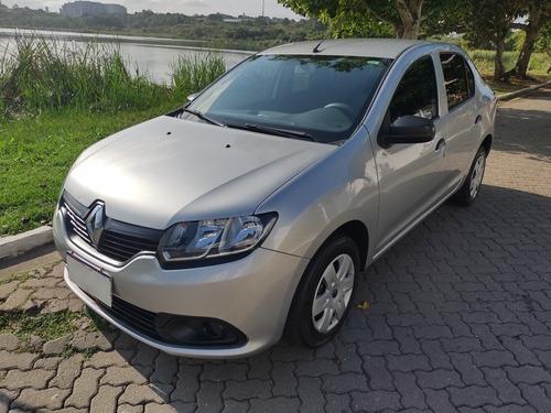 Imagem 1 de 14 de Renault Logan 2018 1.0 12v Authentique Sce 4p