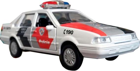 Miniatura Vw Santana Pmesp Polícia Militar Sp 1:40