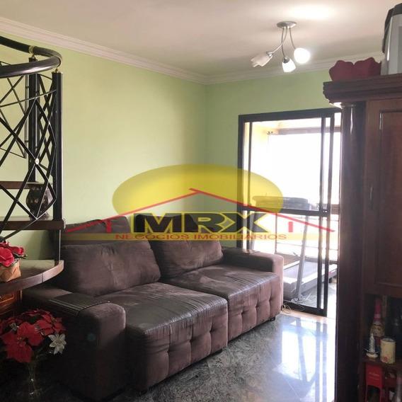 Cobertura Duplex - 3 Dormitórios - 3 Vagas - Jardim Da Saúde - Mr9913