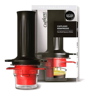 Cafetera Portátil Cafflano Kompresso