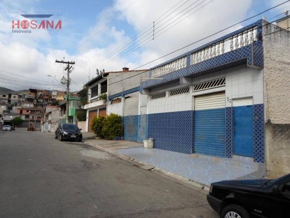 Prédio Comercial À Venda, Laranjeiras, Caieiras. - Pr0003