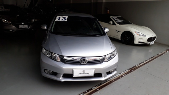 Honda Civic 1.8 Lxs Flex 4p 2013