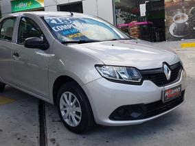 Renault Logan 2018 Completo 19.000 Km Impecável 1.0 Flex