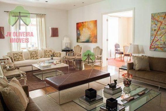 Casa Residencial De 499m²,4 Dormitórios, 5 Vagas De Garagem!!! - Ca0040