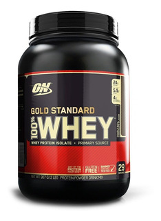 Whey Isolate Gold Standard 100% On Optimum Nutrition
