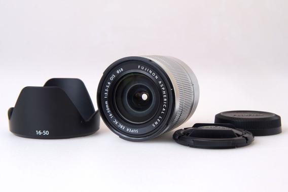 Lente Fujifilm Xc 16-50mm F/3.5-5.6 Ois