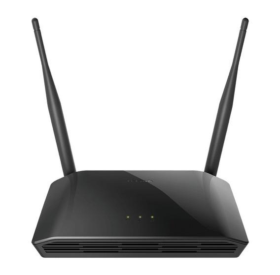 Roteador Wireless 300mbps 2 Antenas Dir-615 D-link..