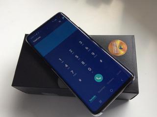 Samsung Galaxy S10 Preto Com Nf (2/7/19) E Garantia.
