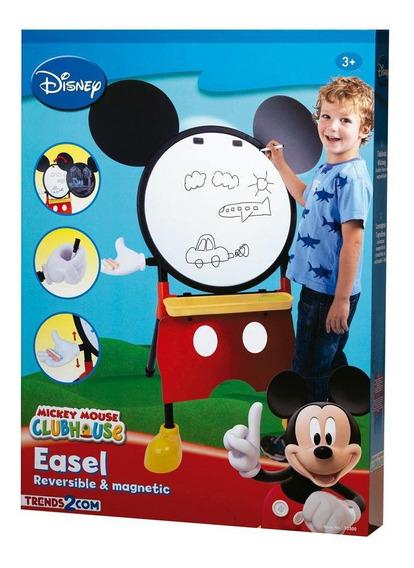 Conjunto De Artes E Atividades Lousa 2 Em 1 Mickey Mouse