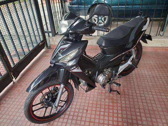 Moto Akt Flex 125 Mod. 2016 Negra Papeles 2021