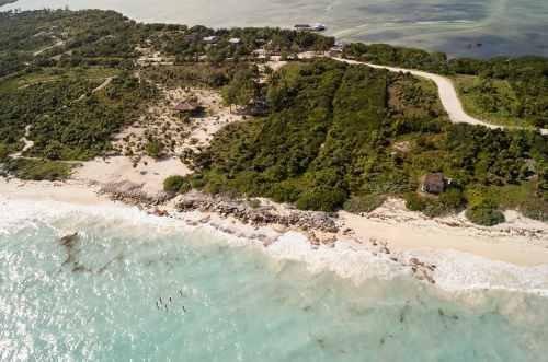 Terreno Con Hermosa Playa Para Inversionistas Y Desarrolladores En Isla Blanca Cancún C2509