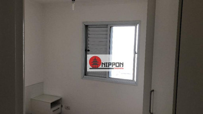 Apartamento Com 2 Dormitórios Para Alugar, 47 M² Por R$ 1.550/mês - Gopoúva - Guarulhos/sp - Ap0766
