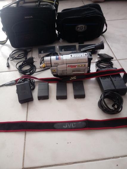 Vendo Câmera Filmadora Da Jvc Vhs 700x