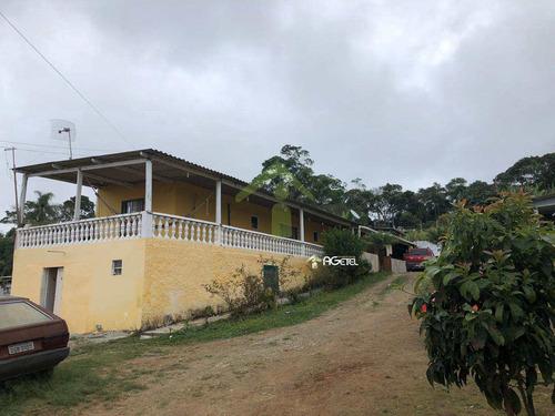 Chácara Com 2 Dorms, Veraneio Paulistinha, Embu-guaçu - R$ 380 Mil, Cod: 1768 - V1768