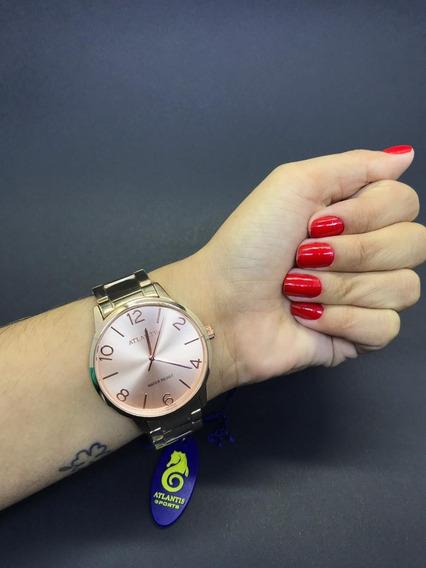 Relógio Atlantis Feminino