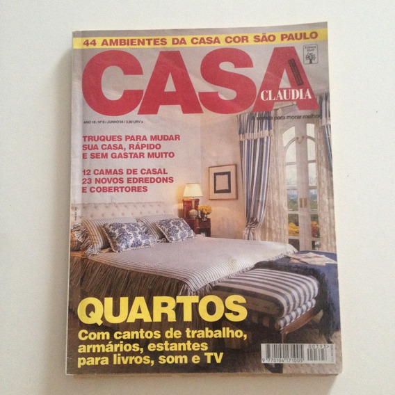 Revista Casa Claudia N6 Jun94 44 Ambientes Casa Cor Sp C2