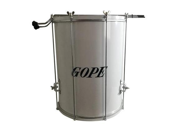Surdo Gope 60 X 18 Alumínio Branco Bal6018pebb