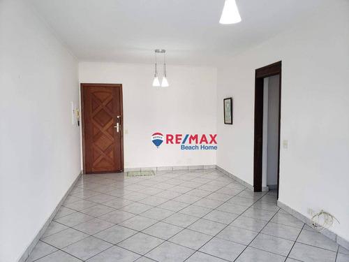 Imagem 1 de 13 de Apartamento Com 2 Dormitórios À Venda, 88 M² Por R$ 260.000,00 - Praia Das Pitangueiras - Guarujá/sp - Ap3529