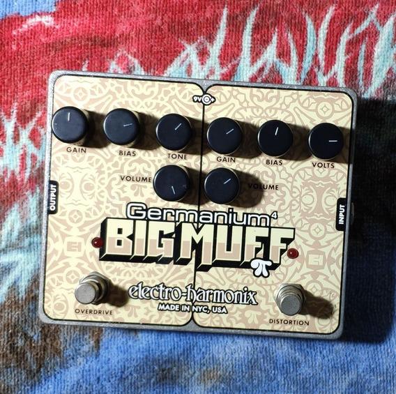 Electro-harmonix Big Muff Pi Germanium 4 - Willaudio
