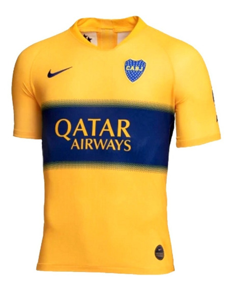 Camiseta Boca Qatar Nike 100% Original Varios Modelos 2019