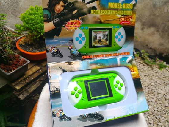 Video Juego Arcade Con 203 Juegos No Repite