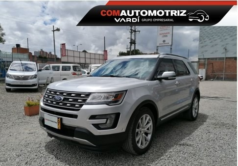 Ford Explorer Limited Id 38365 Modelo 2017