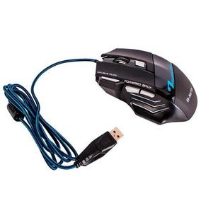 Mouse Gamer X7 Xtrad Para Jogo 7d Dpi 1600/2400/3600 S-spors