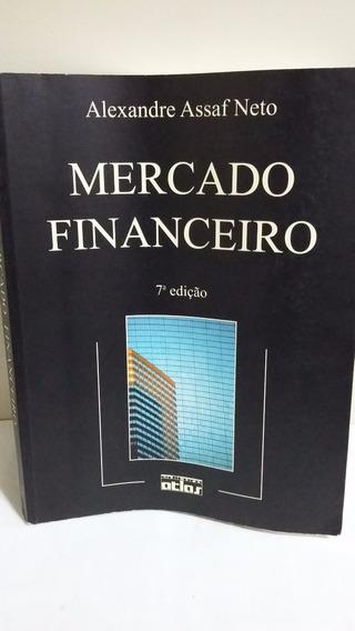 Livro Mercado Financeiro 7ª Edição Alexandre Assaf Neto