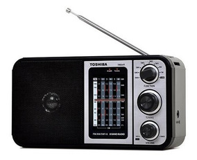 Rádio Portátil Multibanda 8 Faixas Fm Tr849 Semp