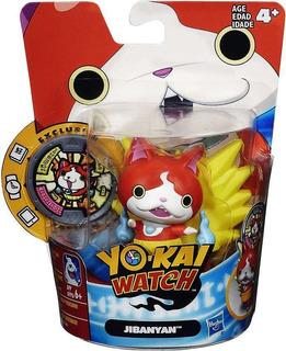 Figura Yokai Watch - Jibanyan C/ Medalla