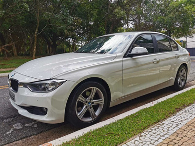 Bmw Active Flex Turbo 2015 Blindada - Perfeita