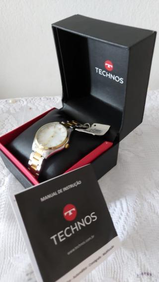 Relógio Technos Elegance Boutique 2036mks/5b