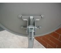 Suporte Bacia Antena Banda Ku 60 Cm ( 2 Modelos )