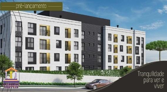 Apartamento Estúdio (1 Dormitório) No Centro De Araucária. - A-743 - 33716142