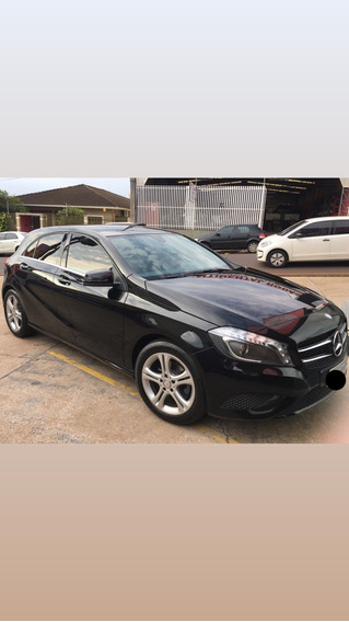 Mercedes-benz Classe A 1.6 Flex Turbo 5p