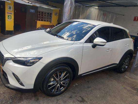 Mazda Cx3 Modelo 2017 Unica Dueña